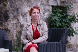Katerina Kalitko - foto Miran Pflaum